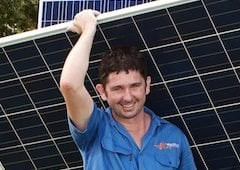 Solar Power Carina QLD