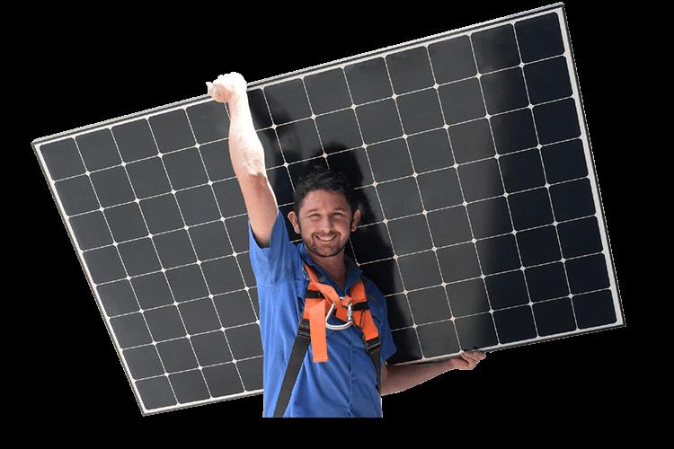 Solar Power Brisbane Mark